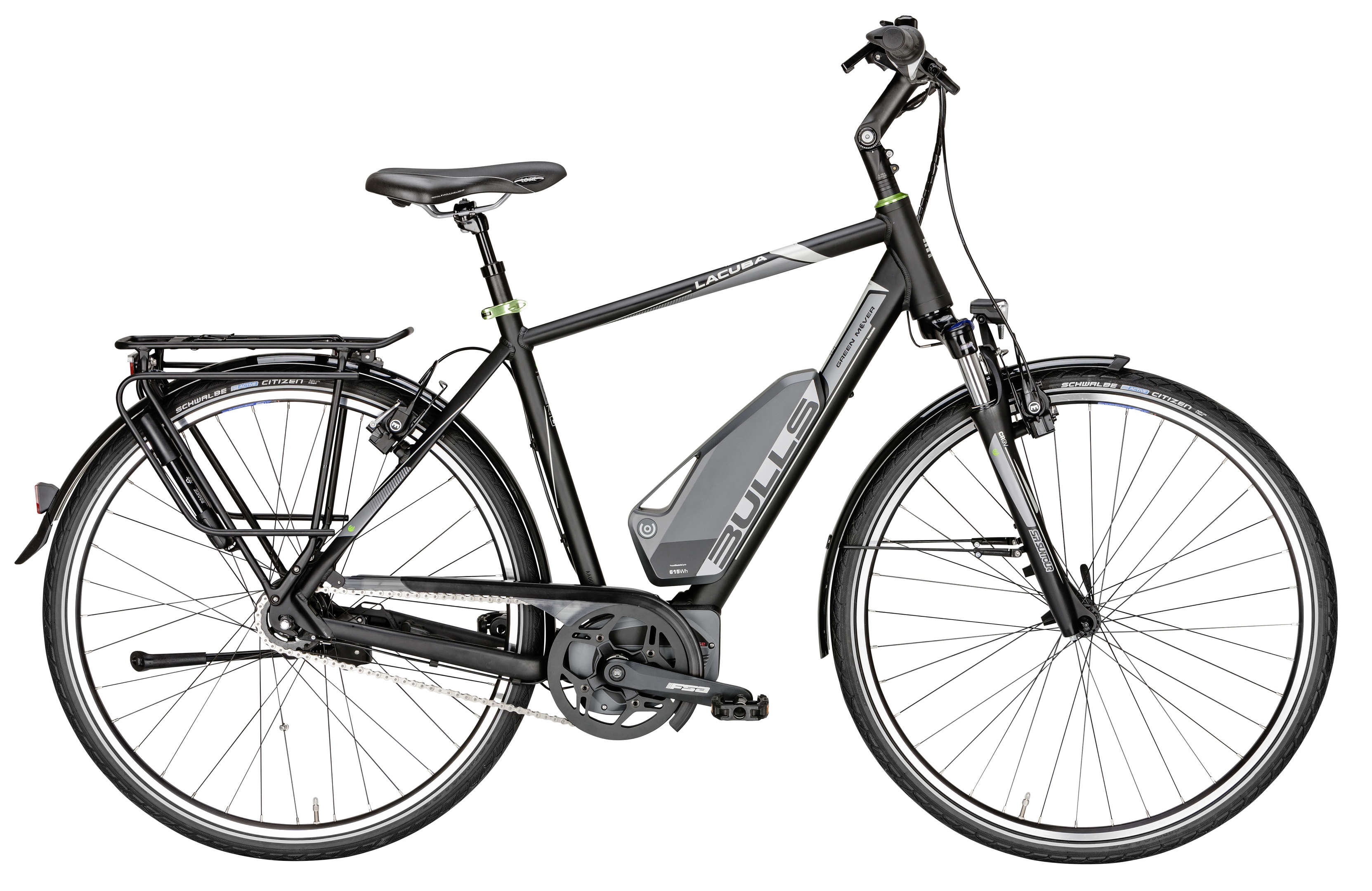bulls e bike green mover lacuba eurorad. Black Bedroom Furniture Sets. Home Design Ideas