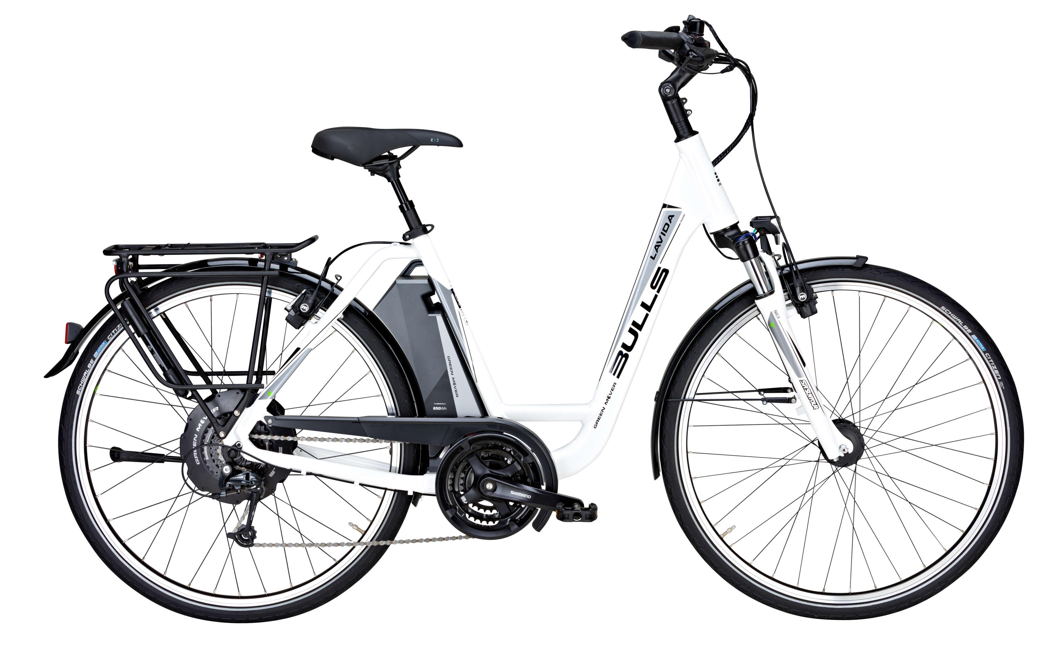 bulls e bike green mover lavida eurorad. Black Bedroom Furniture Sets. Home Design Ideas