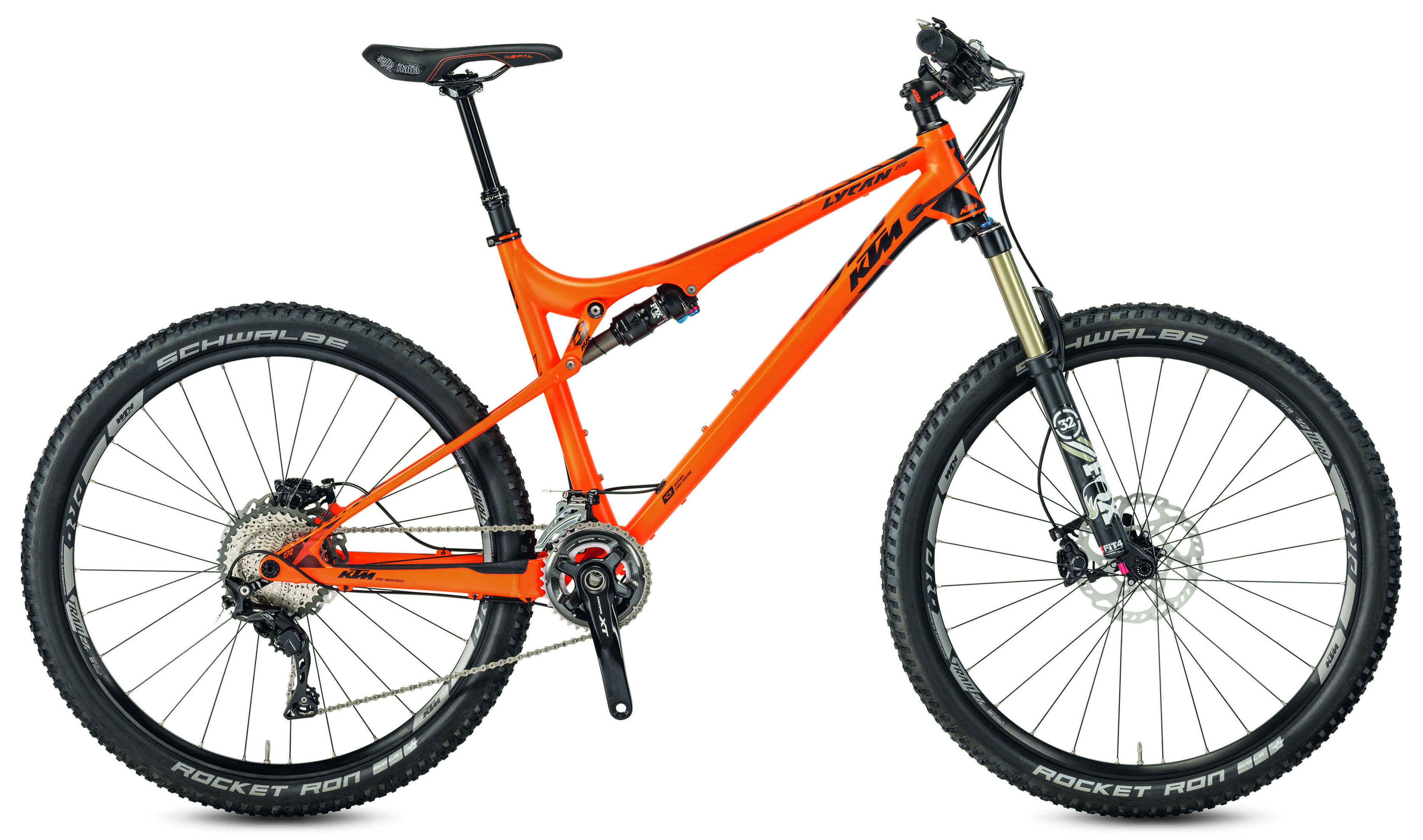 Ktm Lycan Full Suspension