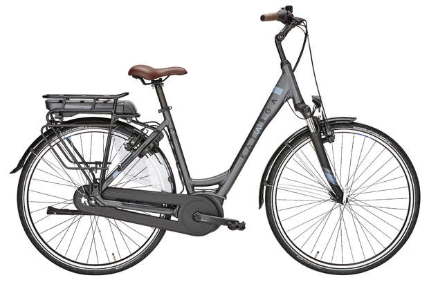 "Katarga C8F NL 500Wh E-City 28""/45cm Wave 8 grey m"