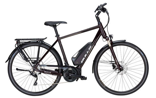 "Lacuba Plus Heren E-bike 28"" 58cm 650Wh"